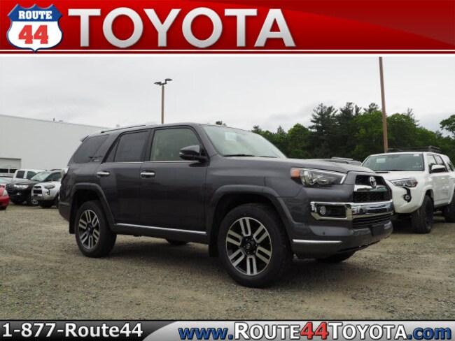 New 2019 Toyota 4Runner Limited SUV near Attleboro