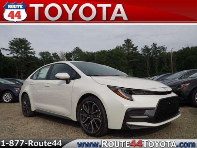 New 2020 Toyota Corolla XSE Sedan near Attleboro