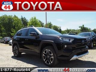 New 2019 Toyota RAV4 Adventure SUV in Raynham, MA