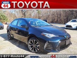 New 2019 Toyota Corolla SE Sedan in Raynham, MA