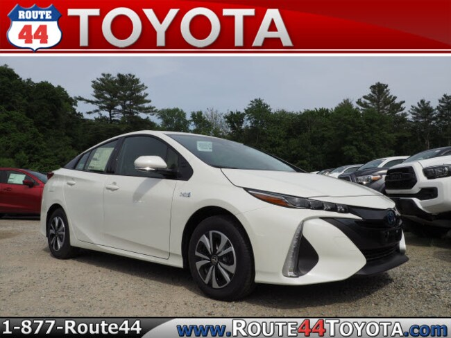 New 2019 Toyota Prius Prime Premium Hatchback near Attleboro