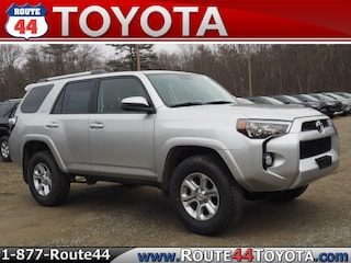 New 2019 Toyota 4Runner SR5 SUV near Attleboro