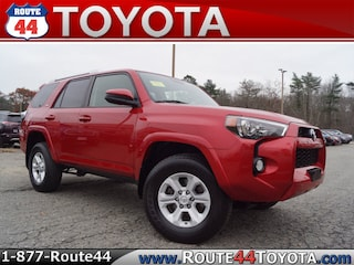 Used 2016 Toyota 4Runner SR5 SUV in Raynham, MA