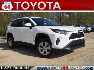 New 2019 Toyota RAV4 LE SUV in Raynham, MA