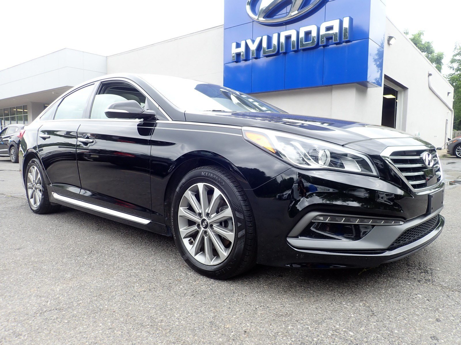 Featured used cars, trucks, and SUVs 2016 Hyundai Sonata Limited Sedan for sale near you in Hackettstown, NJ
