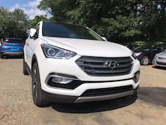 New 2018 Hyundai Santa Fe Sport 2.0L Turbo Ultimate SUV JG522464 in Hackettstown, NJ