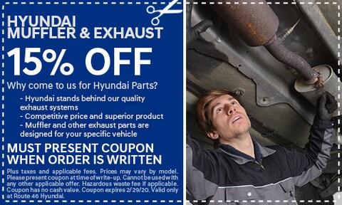 Hyundai Muffler & Exhaust