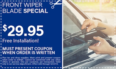 Front Wiper Blade Special