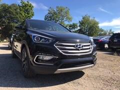 New 2018 Hyundai Santa Fe Sport 2.0L Turbo Ultimate SUV JG515235 in Hackettstown, NJ