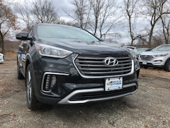 New 2018 Hyundai Santa Fe SE Ultimate SUV JU276360 in Hackettstown, NJ