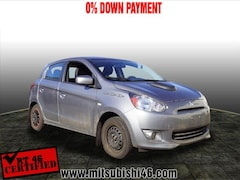 Used 2015 Mitsubishi Mirage DE Hatchback ML32A3HJXFH060496 in Totowa, NJ