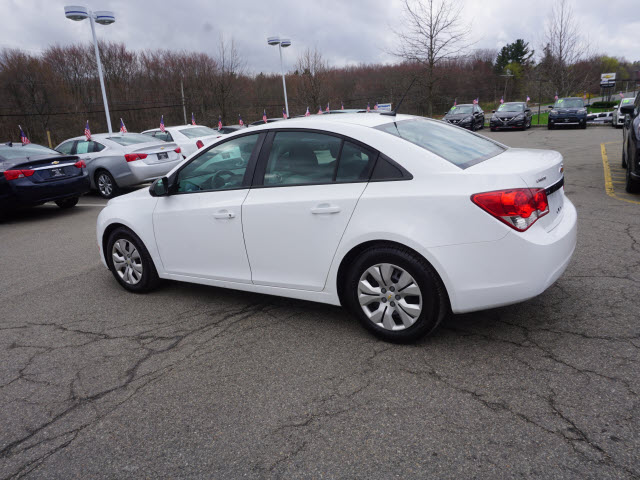Used 2014 Chevrolet Cruze For Sale at Route 46 Subaru | VIN