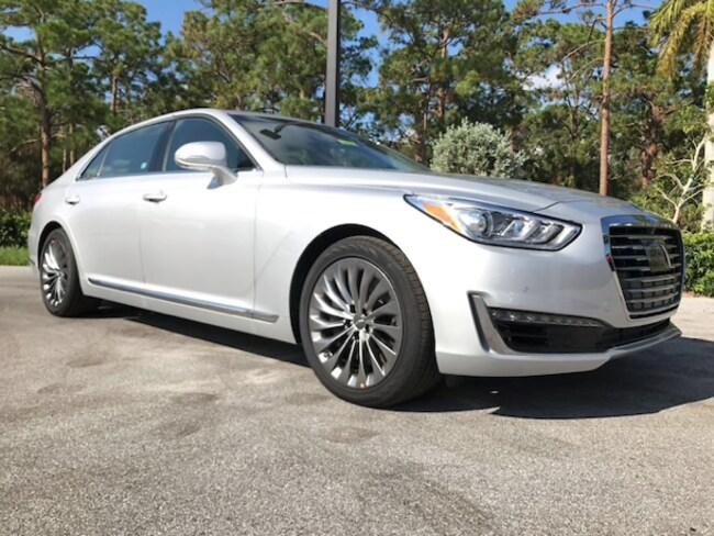 Used 2017 Genesis G90 3.3T Premium Sedan in Vero Beach, FL