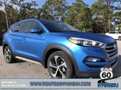 2018 Hyundai Tucson Limited SUV