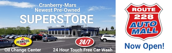 Used Car Dealer Mars Pa Route 228 Auto Mall
