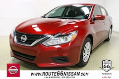 New 2018 Nissan Altima 2.5 S Sedan 1N4AL3AP8JC106369 for Sale in Tulsa, OK at Route 66 Nissan
