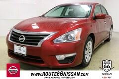 Used 2015 Nissan Altima 2.5 Sedan 1N4AL3AP2FN300360 for Sale in Tulsa, OK at Route 66 Nissan