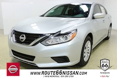 New 2018 Nissan Altima 2.5 S Sedan 1N4AL3APXJC130835 for Sale in Tulsa, OK at Route 66 Nissan