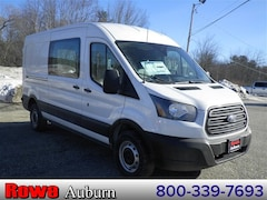 2019 Ford Transit-250 Medium Roof Empty Cargo Van
