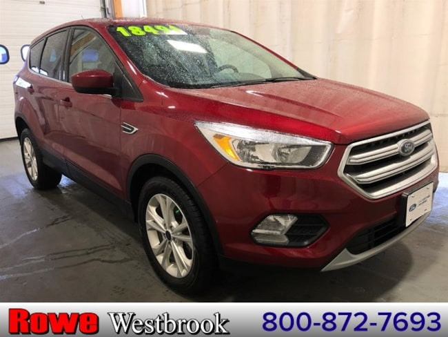 2017 Ford Escape SE New Tires! Heated Seats! SUV
