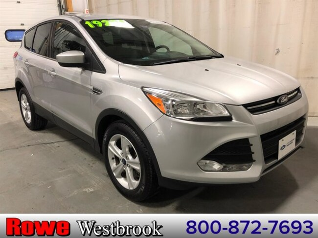 2016 Ford Escape SE Low Miles/Certified SUV
