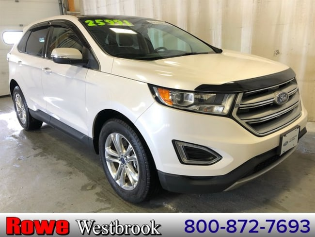 2016 Ford Edge SEL Moonroof/Navigation/Rechnology And More! SUV