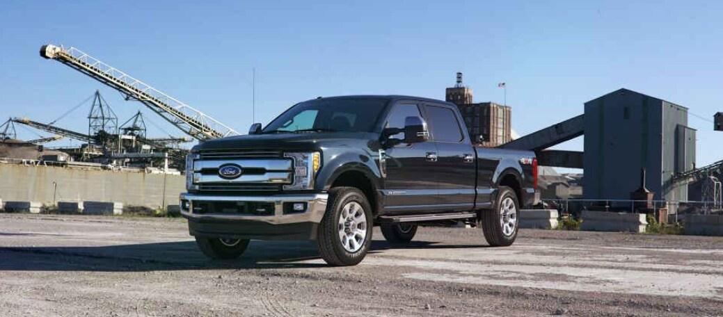 Used Diesel Trucks >> Shop For Used Diesel Trucks At Rowe Ford Westbrook New Ford
