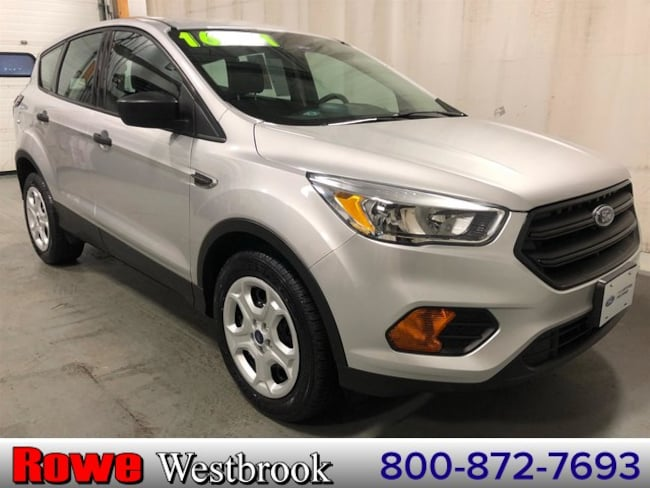 2017 Ford Escape S Low Payment Suv! SUV