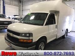 2014 Chevrolet CARGO VAN Work Van Cutaway Truck