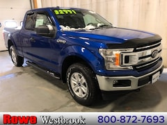 Used 2018 Ford F-150 XLT Powerful 3.5 Liter Eco With 10 Speed Auto! Truck For Sale in Westbrook, ME