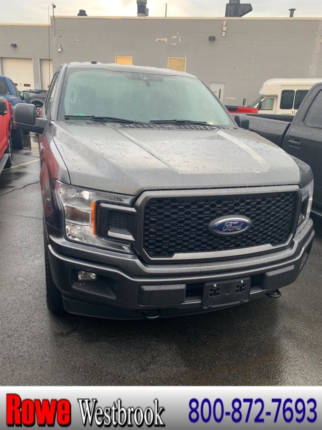 2019 Ford F-150 STX Truck For Sale in Westbrook, ME
