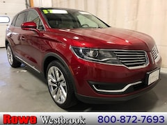 Used 2018 Lincoln MKX Reserve Moonroof/Navigation SUV