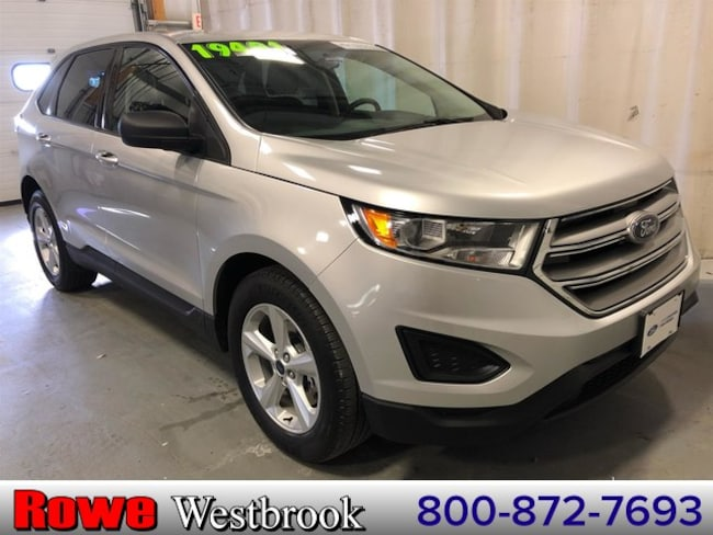 2015 Ford Edge SE Certified! Awd! SUV