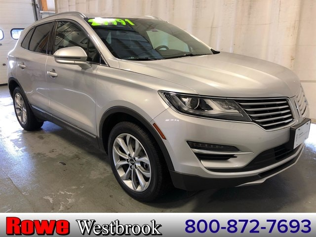 2018 Lincoln MKC Select Service Loaner,Contact Us For An Appointmen SUV