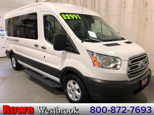 2018 Ford Transit-350 XLT 12 Passenger Van