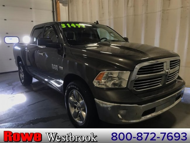 2017 Ram 1500 Big Horn 23s Pkg, Heated Seats And Steering Wheel Truck For Sale in Westbrook, ME