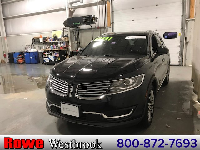2016 Lincoln MKX Reserve Technology/Climate/Driver Assist SUV