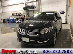 Used 2016 Lincoln MKX Reserve Technology/Climate/Driver Assist SUV