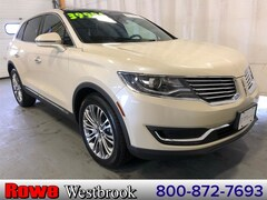 Used 2018 Lincoln MKX Reserve Climate Pkg! Almost New! SUV