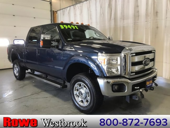 2015 Ford F-350 Lariat One Owner Trade In! Truck For Sale in Westbrook, ME