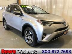2018 Toyota RAV4 Hybrid XLE Moonroof/New Tires SUV