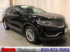 Used 2018 Lincoln MKX Select Moonroof/Navigation SUV