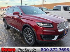 New 2019 Lincoln Nautilus Reserve Crossover 2LMPJ8L96KBL20865 for Sale in Wstbrook, ME