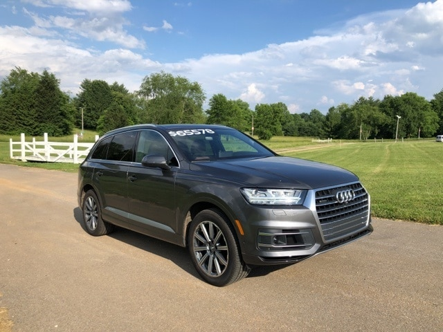 2019 Audi Q7 3.0T Prestige SUV for sale in Bloomington, IN