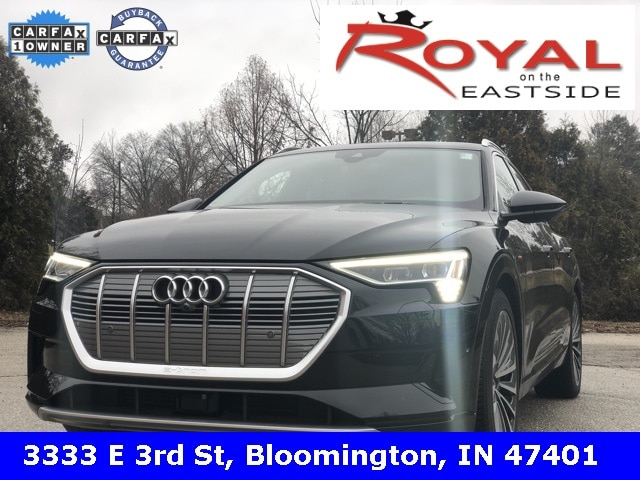 Certified Used 2019 Audi e-tron Premium Plus SUV P9417 for sale in Bloomington, IN