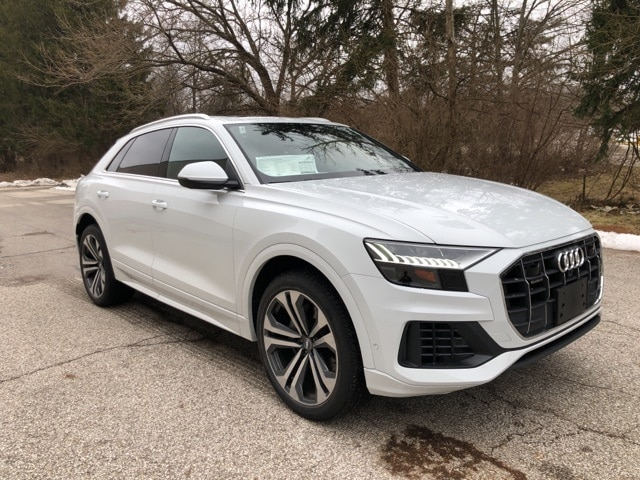 New 2019 Audi Q8 3.0T Prestige SUV A2149 for sale in Bloomington, IN