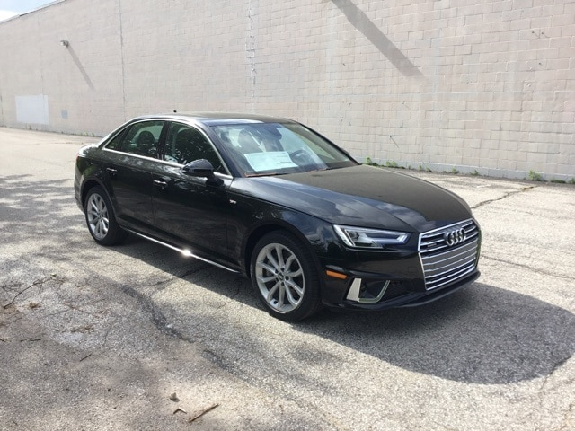 New 2019 Audi A4 2.0T Premium Plus Sedan for sale in Bloomington, IN
