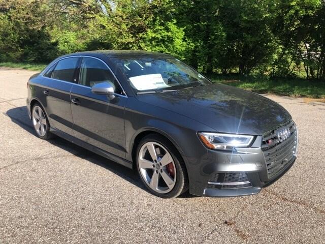 New 2019 Audi S3 2.0T Premium Plus Sedan for sale in Bloomington, IN