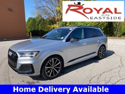 2021 Audi SQ7 4.0T Prestige SUV for sale in Bloomington, IN