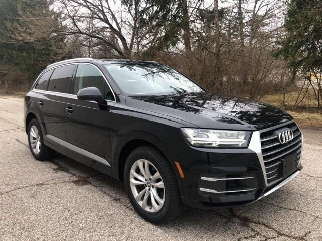 New 2019 Audi Q7 3.0T Premium Plus SUV for sale in Bloomington, IN